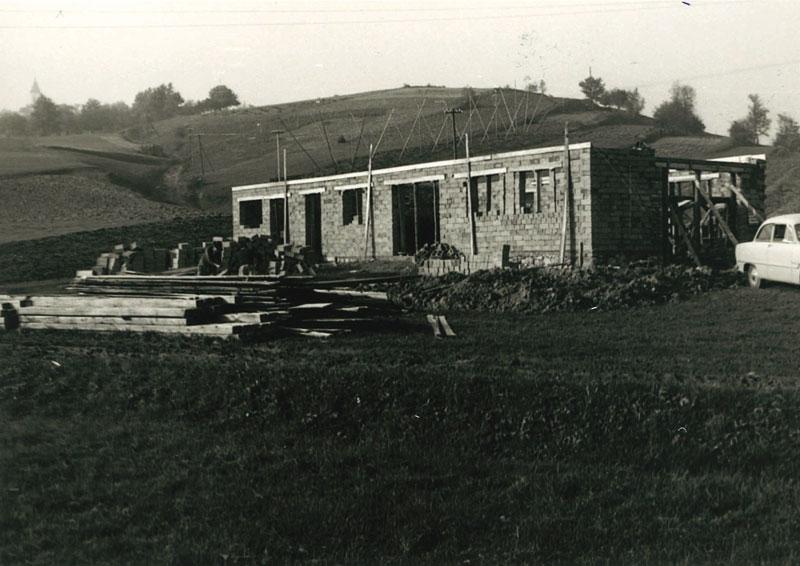 Hehenberger Bau Peilstein, Firmenbeginn 1957