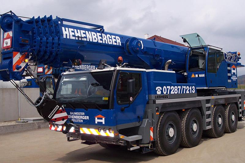 Hehenberger Autokran
