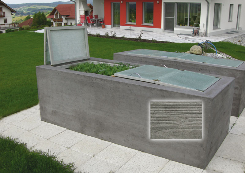 Hehenberger Bau Beton-Fertigteile aus Peilstein in Oberösterreich