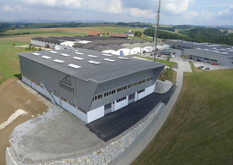 Bürogebäudebau von Hehenberger, Peilstein, Rohrbach, Mühlviertel