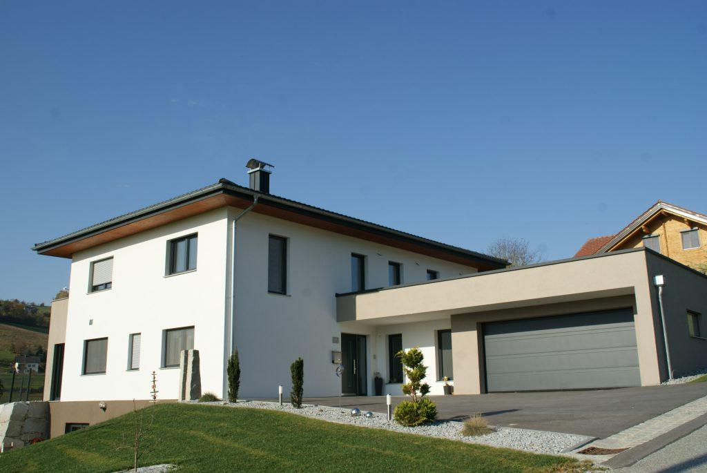 Ziegelhaus von Hehenberger Bau, Peilstein, Rohrbach, Mühlviertel