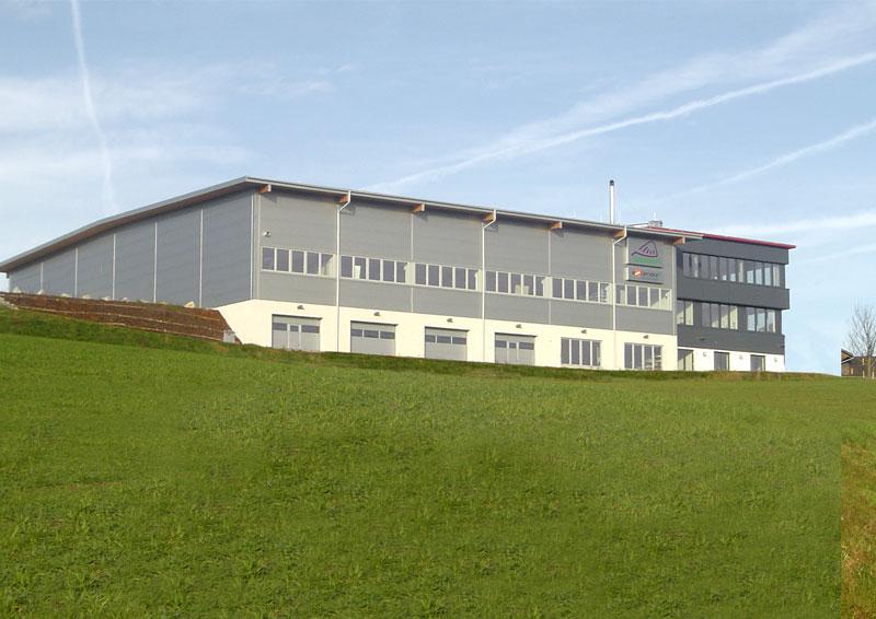 Firmengebäude von Hehenberger, Peilstein, Rohrbach, Mühlviertel
