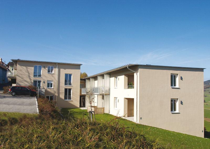 Wohnbau von Hochbau Hehenberger, Peilstein, Rohrbach, Mühlviertel