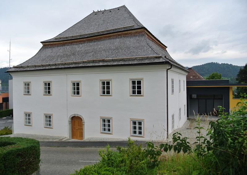 Kommunalbau von Hochbau Hehenberger, Peilstein, Rohrbach, Mühlviertel